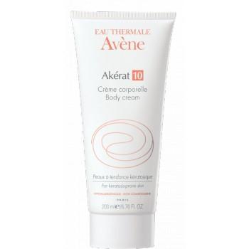 Akérat 10 crème corps Avène