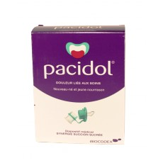 Pacidol solution 20Unidoses/2ml