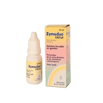 ZymaDuo 150UI 12ml - Pharmacie en ligne IllicoPharma
