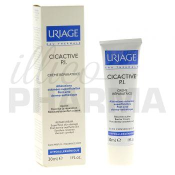 Cicactive PI Crème Uriage 30ml - Soins réparateurs, peaux