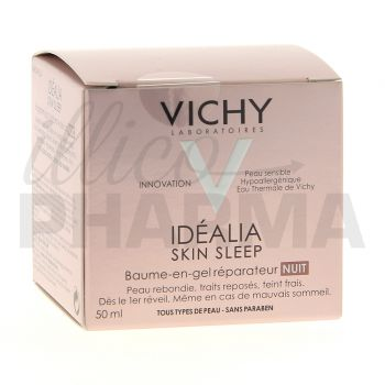 Idealia Skin sleep Baume nuit Vichy 50ml