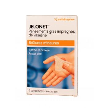 Pansement gras Jelonet