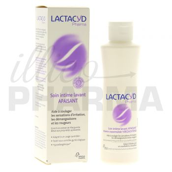 Lactacyd Soin lavant apaisant 250ml