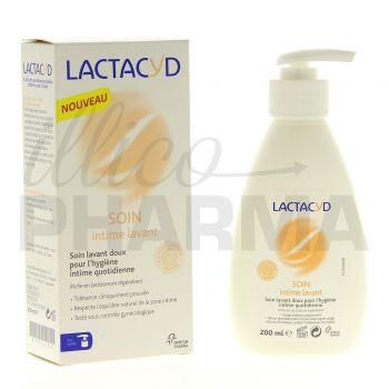 Lactacyd soin lavant doux intime 200ml
