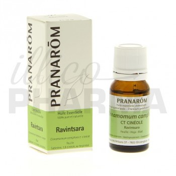 Huile essentielle Ravintsara Pranarom 10ml