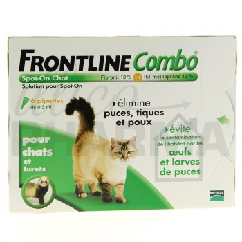 Frontline Combo Chat x6