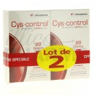 Cys-Control lot 2x20 gélules
