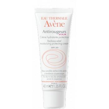 Anti-rougeurs Jour Crème riche 40ml Avène