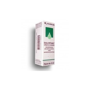 Dulciphak Collyre 10ml