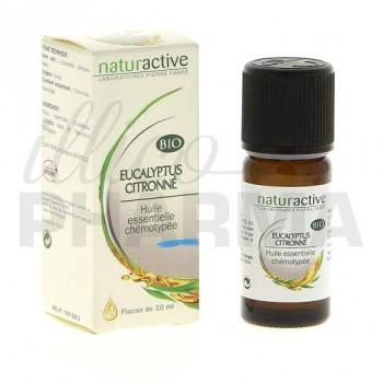 Huile essentielle eucalyptus citronné Naturactive 10ml
