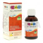 Pediakid Fer + Vitamines B sirop 125ml