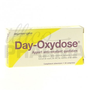 Day oxydose Synergia 30 comprimés