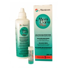 Menicare Plus lentille rigide 250ml