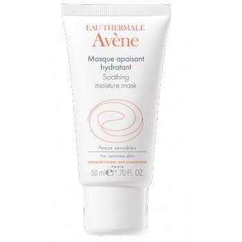 Masque crème apaisant hydratant 50ml Avène