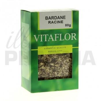Tisane Bardane Vitaflor 80g - Dermatologie, cheveux