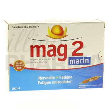Mag 2 Marin 30 ampoules