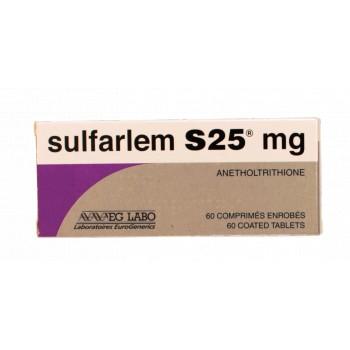 Sulfarlem S 25