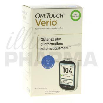 Glucomètre OneTouch Verio