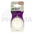 Avent natural Tétine variable x2