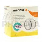 Coupelle recueil lait Medela x2