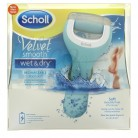 Râpe rechargeable Wet & Dry Scholl