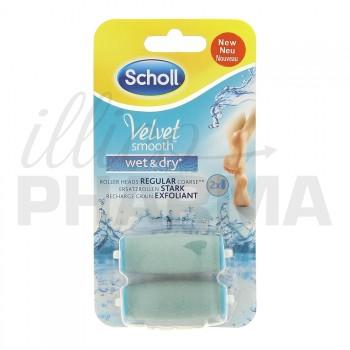 Velvet Smooth Wet & Dry