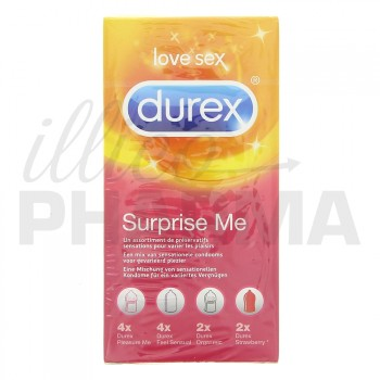 Surprise Me x12 Durex