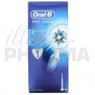 Oral-B Pro 2000 Cross action