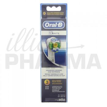 Brossette Oral-B 3D White