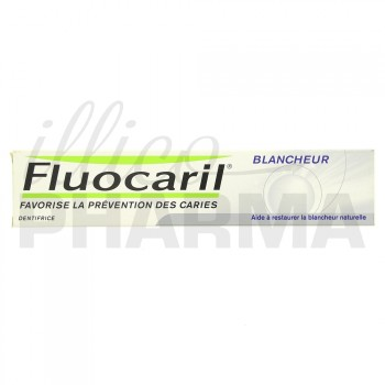 Fluocaril blancheur 75ml