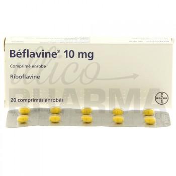 Beflavine 10mg 20cpr