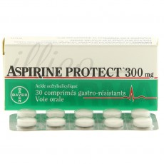 Aspirine Protect 300mg 30cpr