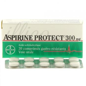 Aspirine Protect 300mg 30cpr