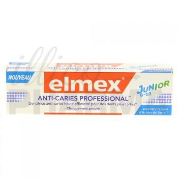 Elmex Junior Anti-caries Professional 75ml