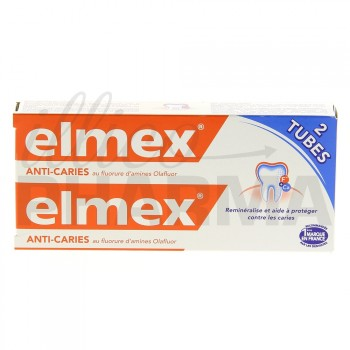 Elmex Anti-caries 2x75ml