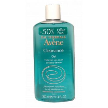 Gel nettoyant Cleanance d'Avène, traitement peaux à imperfections