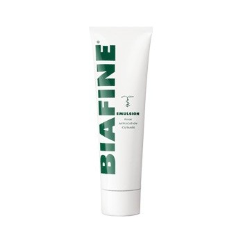 Biafine crème, utilisée dans le traitement de brûlures superficielles, IllicoPharma