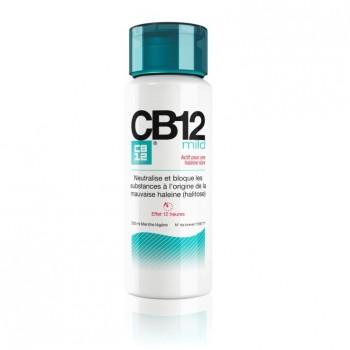 CB12 bains de bouche, IllicoPharma