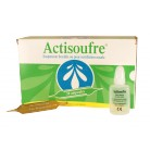 Actisoufre 4mg/50mg 30amp/10ml