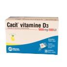 Cacit Vitamine D3 1000mg/880UI 30 sachets