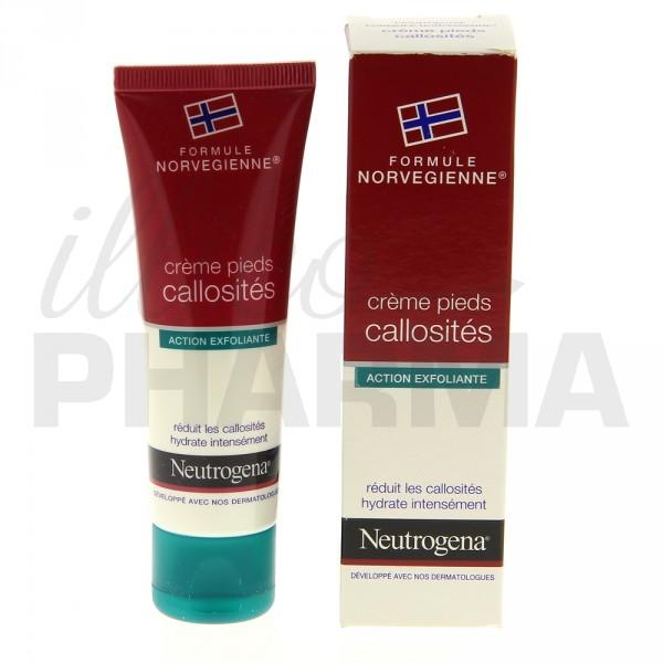 neutrogena creme pieds