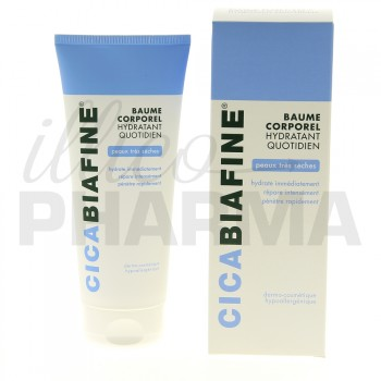 Cicabiafine Baume hydratant corps 200ml