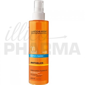 Anthelios Huile nutritive spf30 200ml