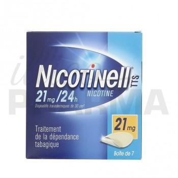 Nicotinell TTS 21mg Bte de 7