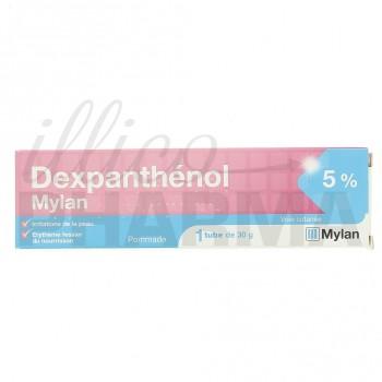 Dexpanthenol Mylan 5% 30g