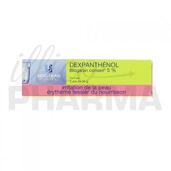 Dexpanthenol 5% Biogaran conseil 30g