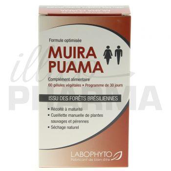 Muira Puama Bois bandé Labophyto