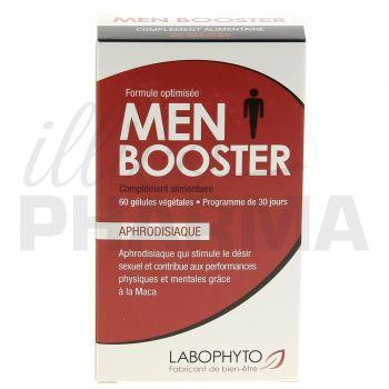 Men Booster x60 gélules Labophyto