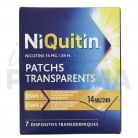 Niquitin 14mg x7 patchs