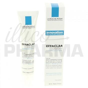 Effaclar Duo+ Crème soin anti-imperfections 40ml La Roche Posay